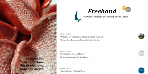 Freehand screenshot