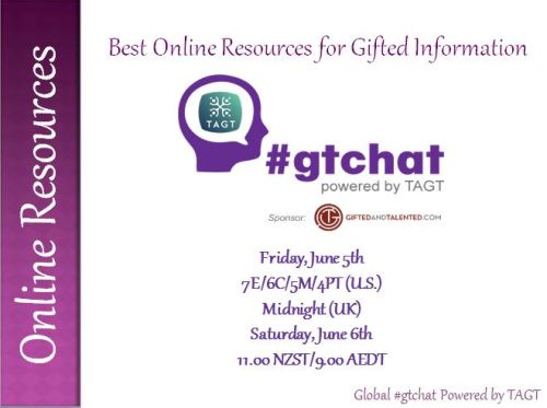 gtchat Online Resources 06052015 Graphic