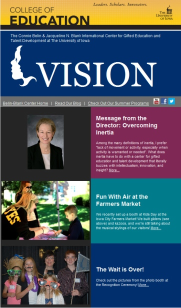 Oct Newsletter preview