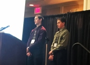 Carl and Marcus Schneider, 5th place, Implications of Thieves' Oil as an Antibacterial Agent