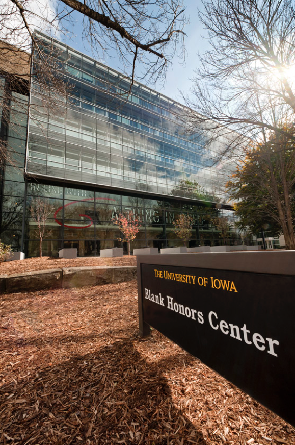Blank Honors Center
