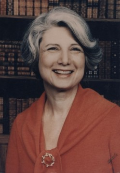 Connie Belin, Co-founder of the Belin-Blank Center