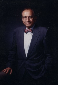 David Belin, Co-founder of the Belin-Blank Center
